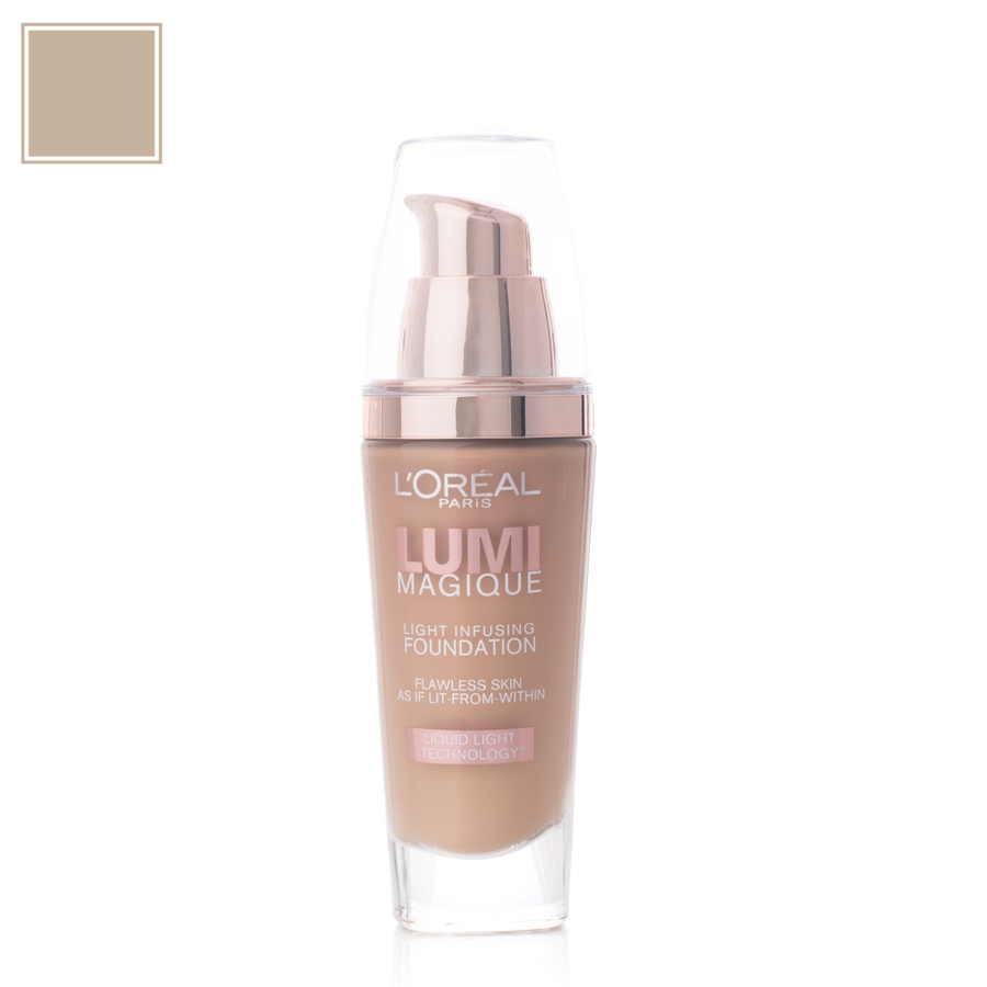 L'Oréal Paris Lumi Magique Liquid W5 Gold Sand 30ml