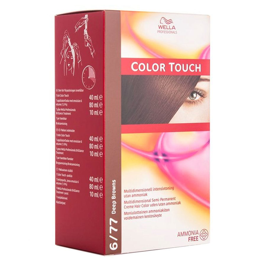 Wella Professionals Color Touch 6/77 Intense Chocolate