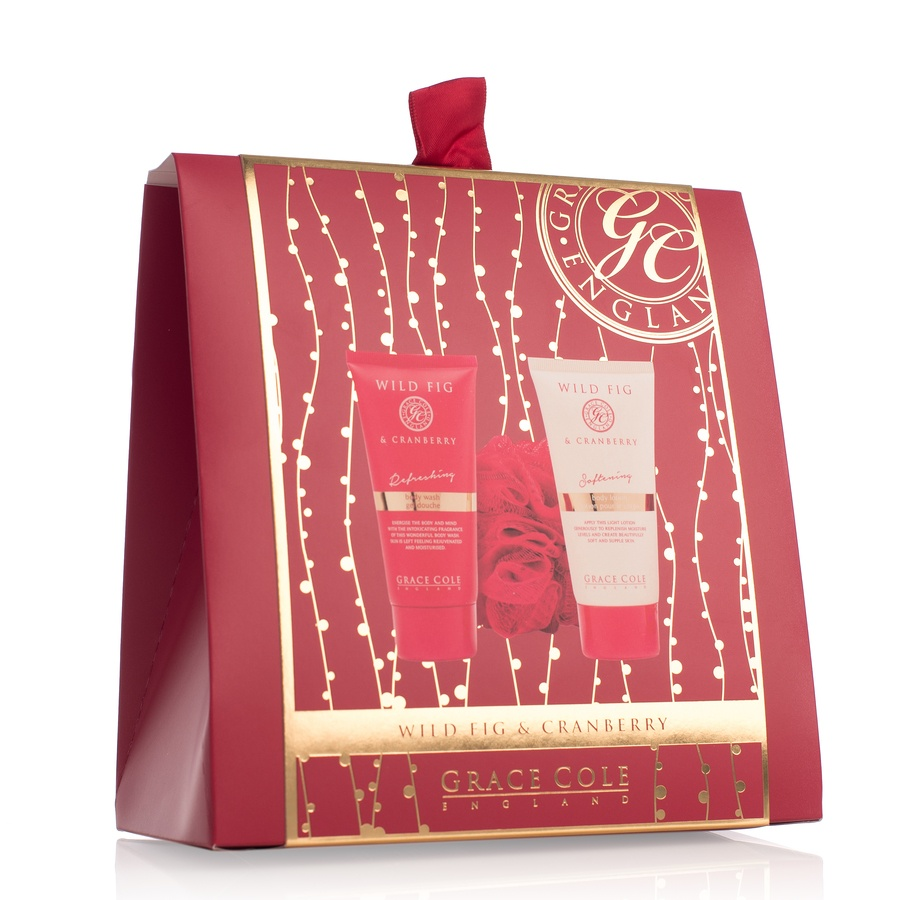 Grace Cole Wild Fig & Cranberry Desirable Duo