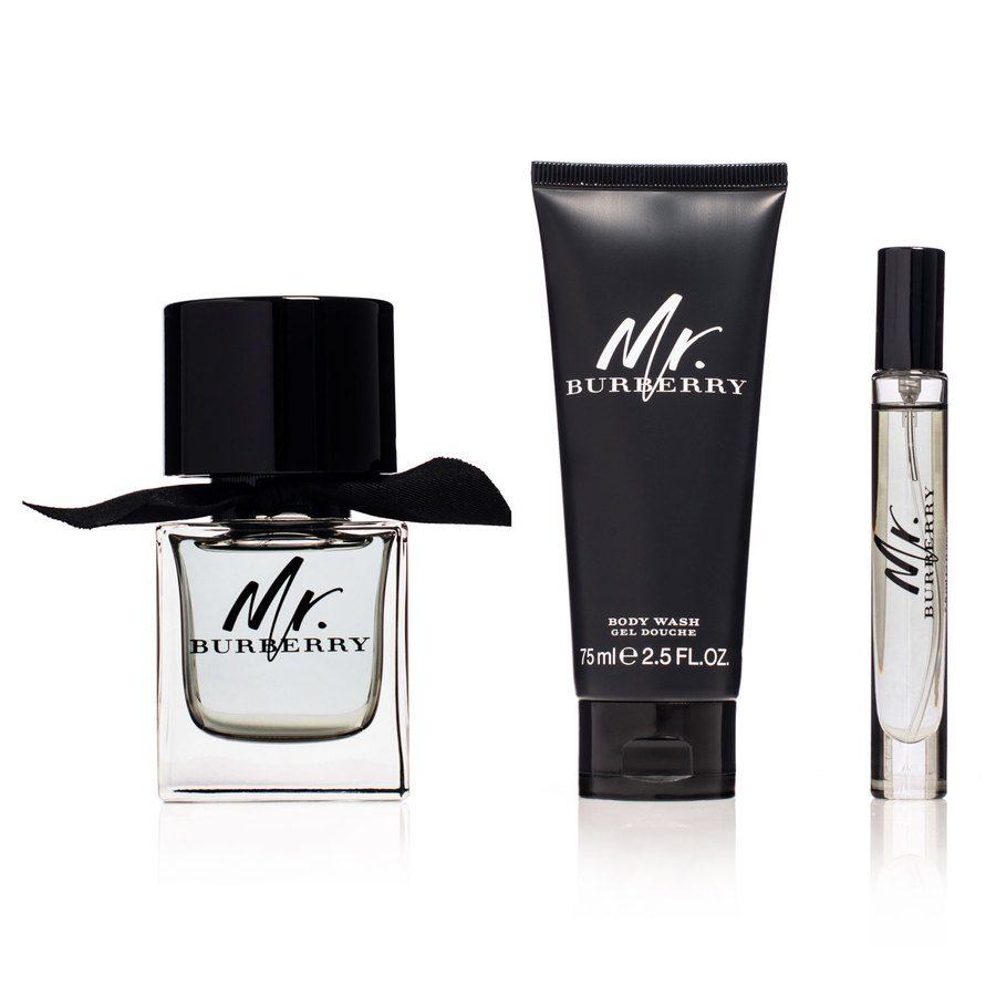 Buberry Mr.Burberry Edt 50ml + BW 75ml