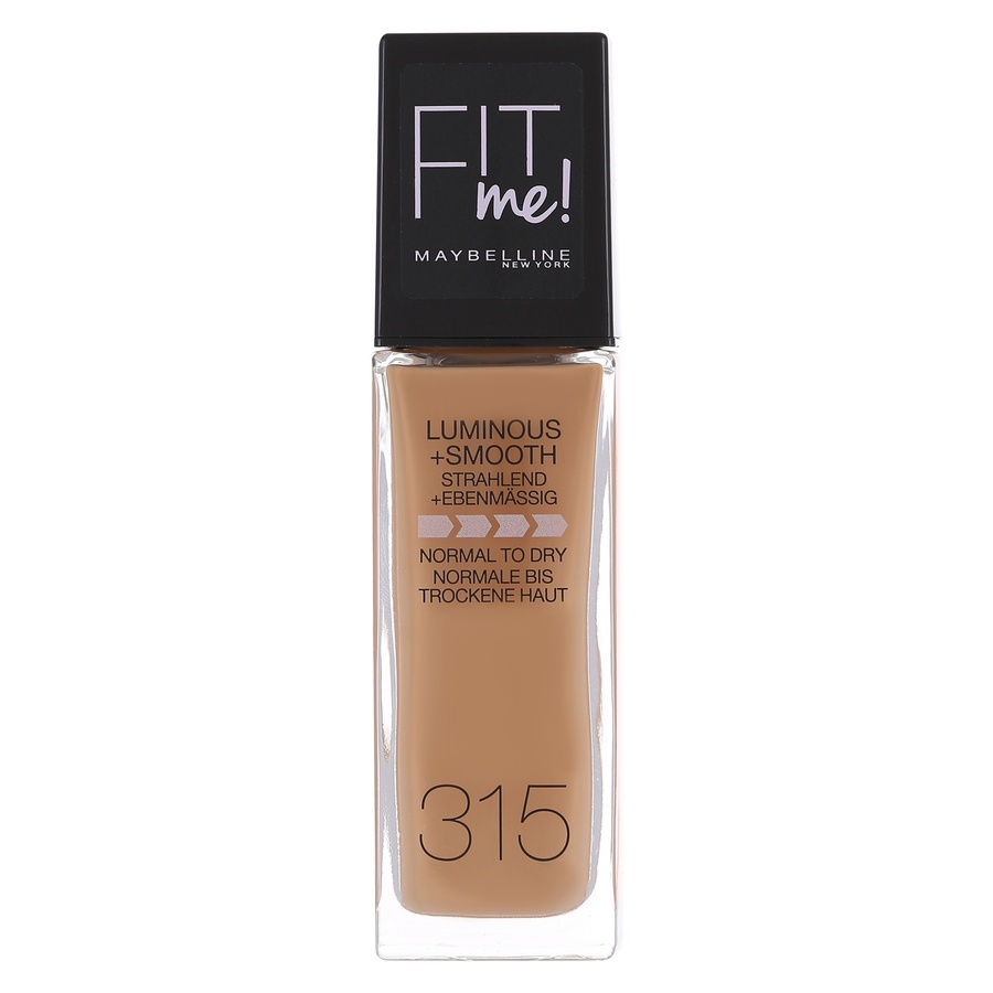 Maybelline Fit Me Liquid Foundation Soft Honey 315 30ml