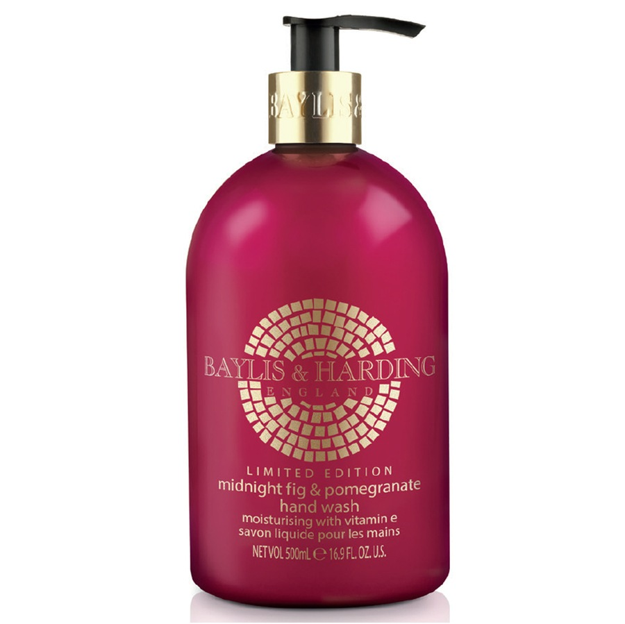 Baylis & Harding Midnight Fig & Pomegranate Hand Wash 500ml