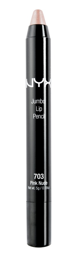 NYX Jumbo Lip Pencil 703 Pink Nude