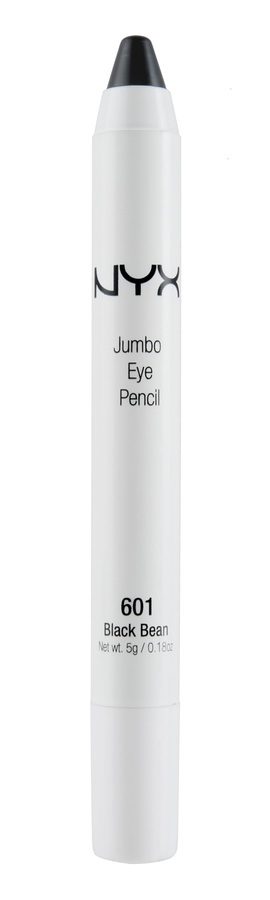 NYX Jumbo Eye Pencil Black Bean JEP601