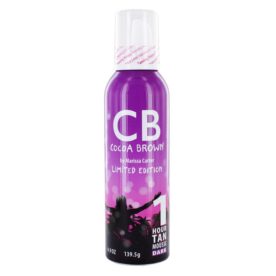 Cocoa Brown 1 Hour Tan Mousse Dark Limited Edition
