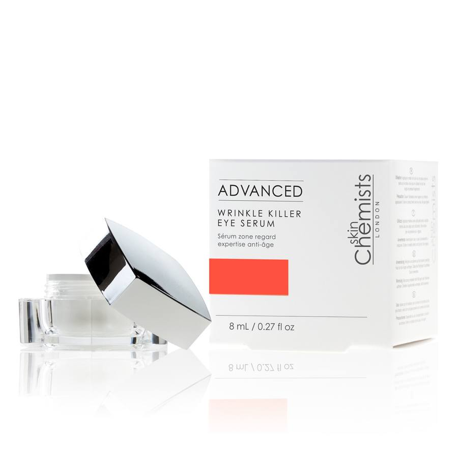 Skin Chemists Advanced Wrinkle Killer Eye Serum 8ml