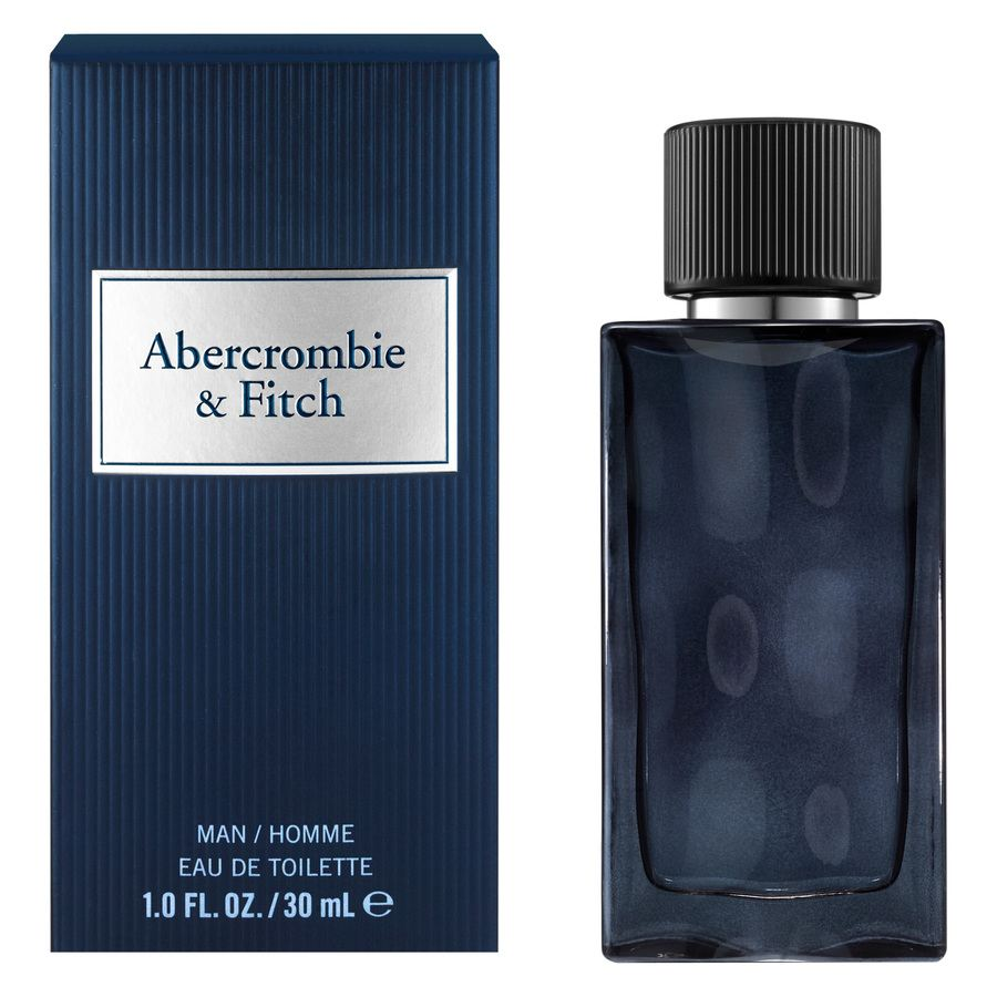 Abercrombie & Fitch Blue Men Eau De Toilette 30ml