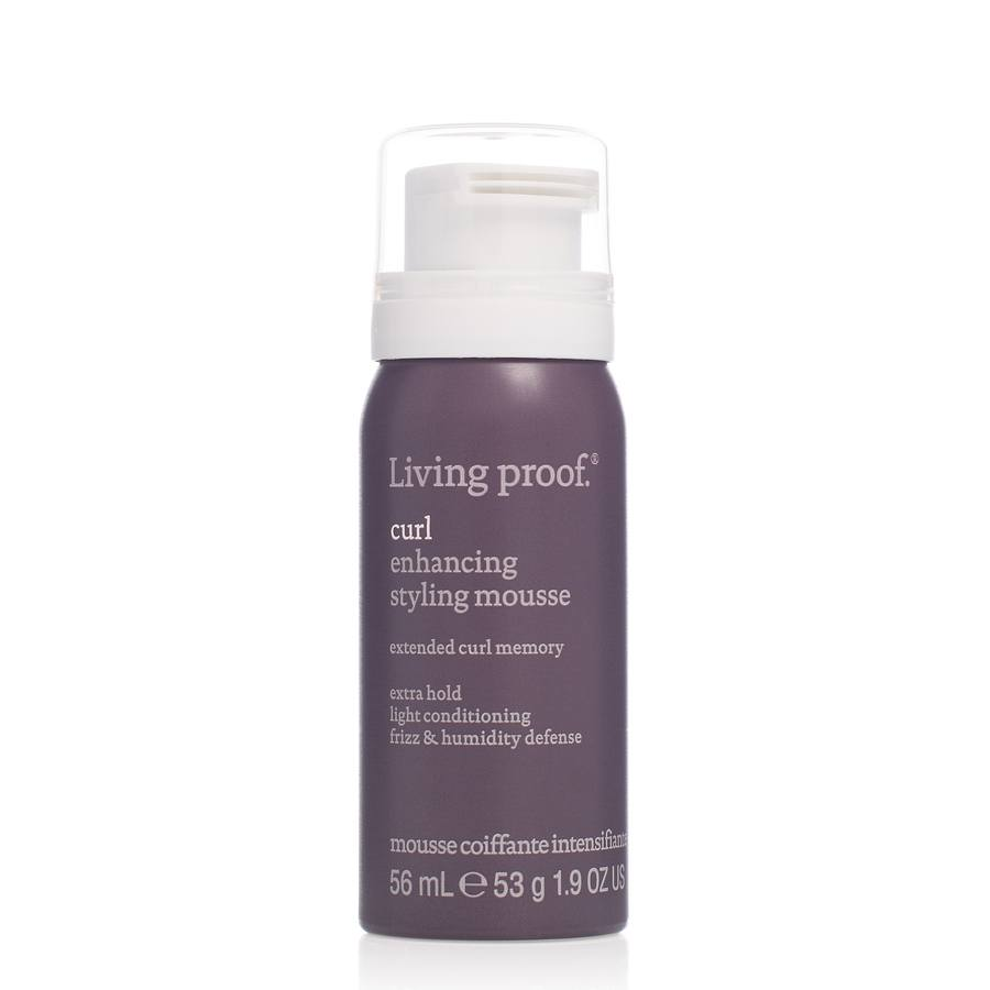 Living Proof Curl Enhancing Styling Mousse 56ml