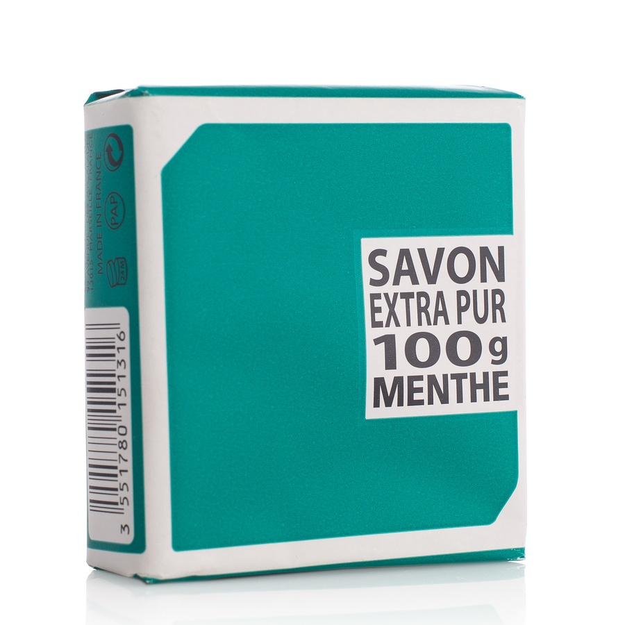 Compagnie De Provence Soap Mint Tea 100g