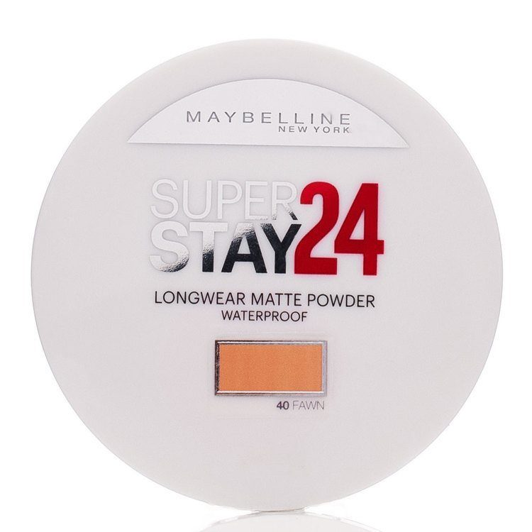 Maybelline Superstay 24h Longwear Matte Powder Waterproof Fawn 040