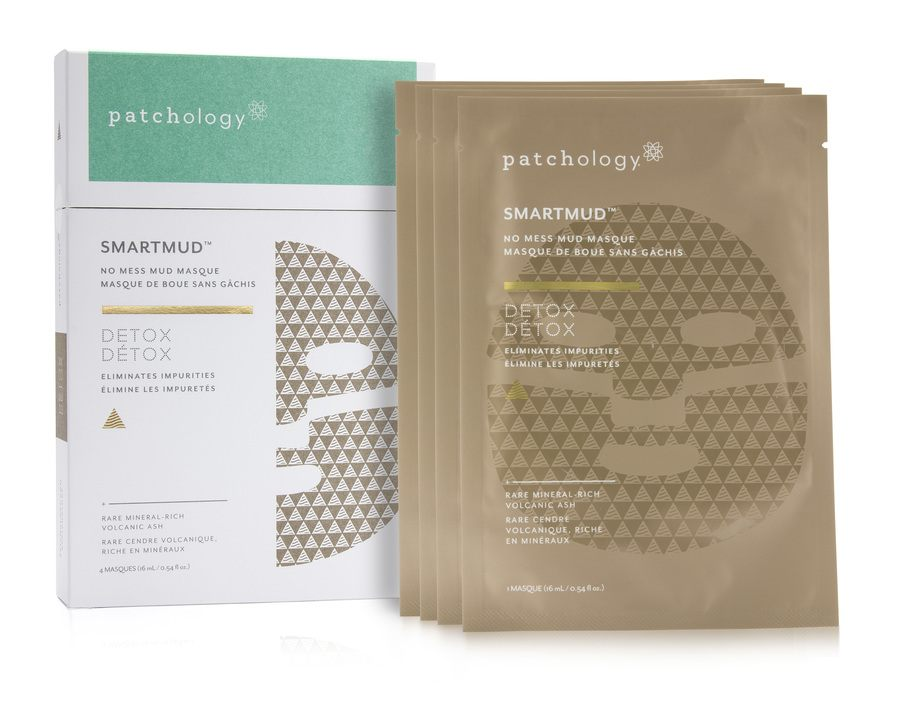 Patchology Smart Mud - 4-Pack