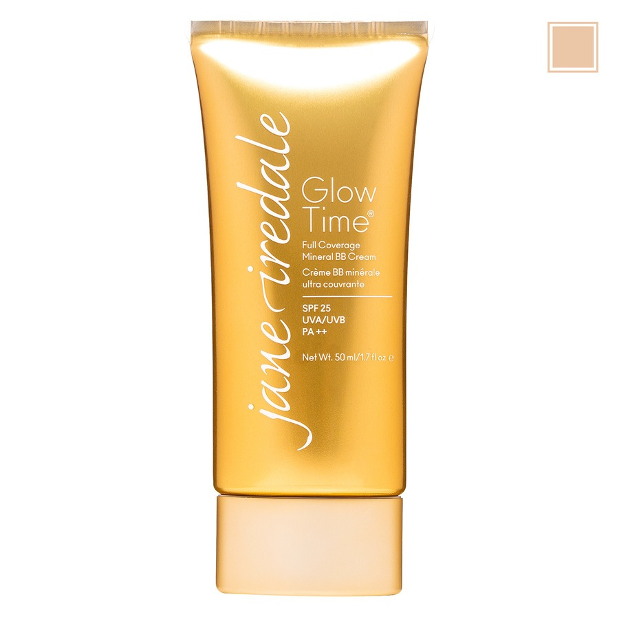 Jane Iredale Glow Time Full Coverage Mineral BB Cream Light-Medium BB5 50ml