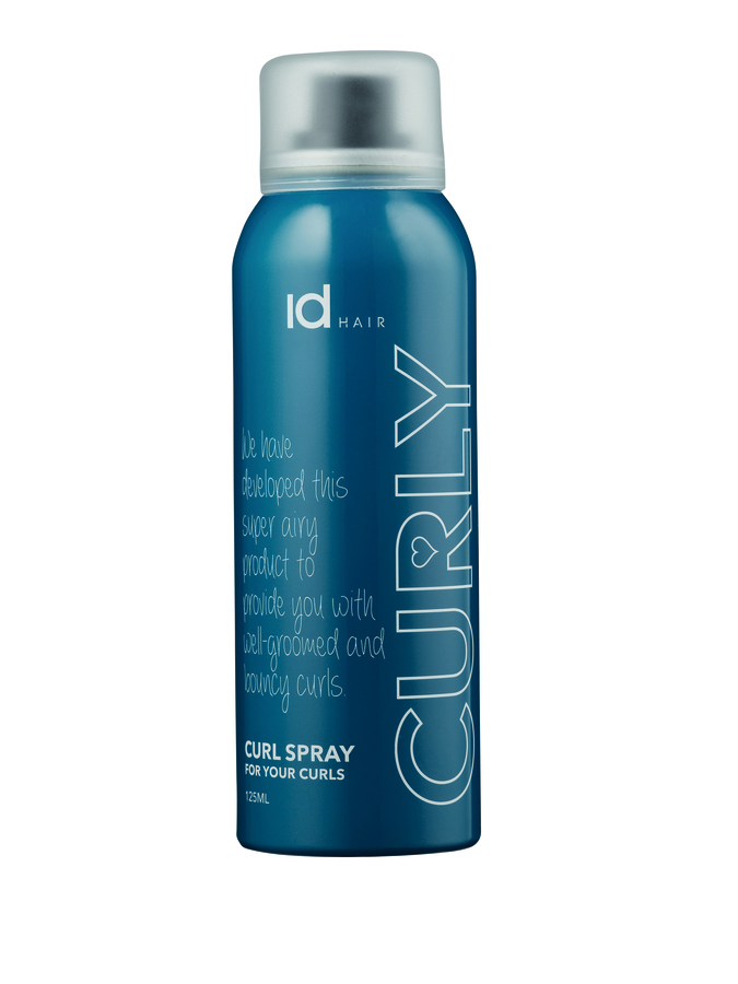 Id Hair Curly Curl Spray 125ml