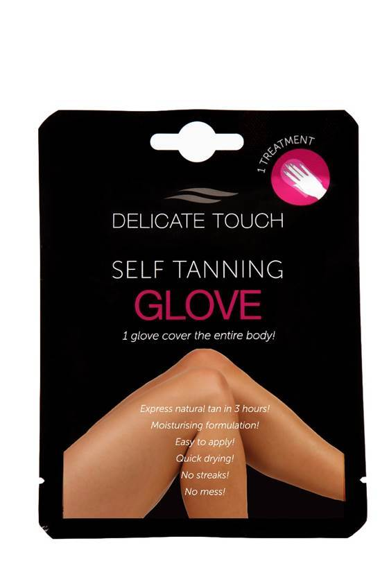 Delicate Touch Self Tanning Glove