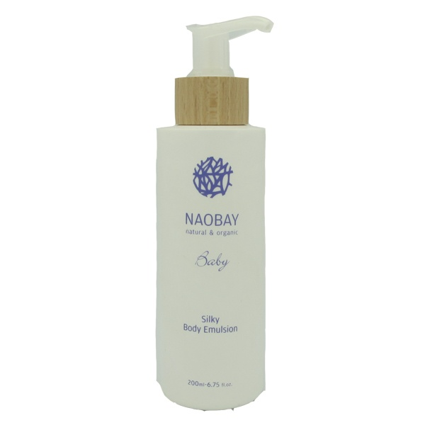 Naobay Baby Silky Body Emulsion 200ml