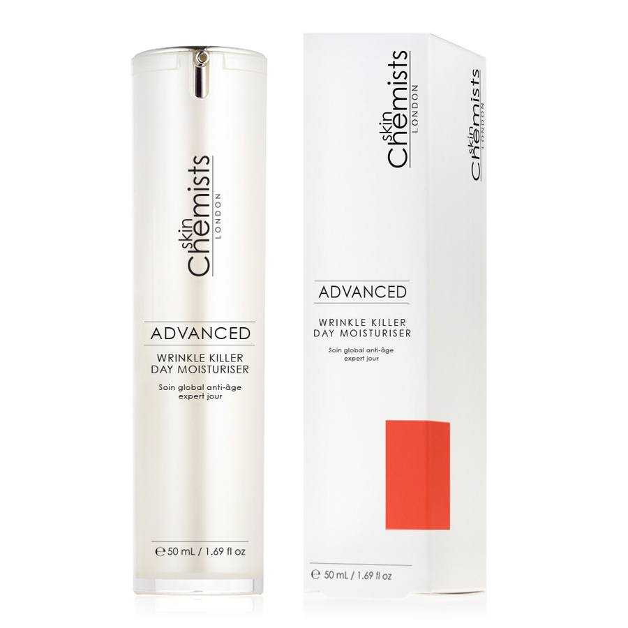 Skin Chemists Advanced Wrinkle Killer Day Moisturiser 50ml