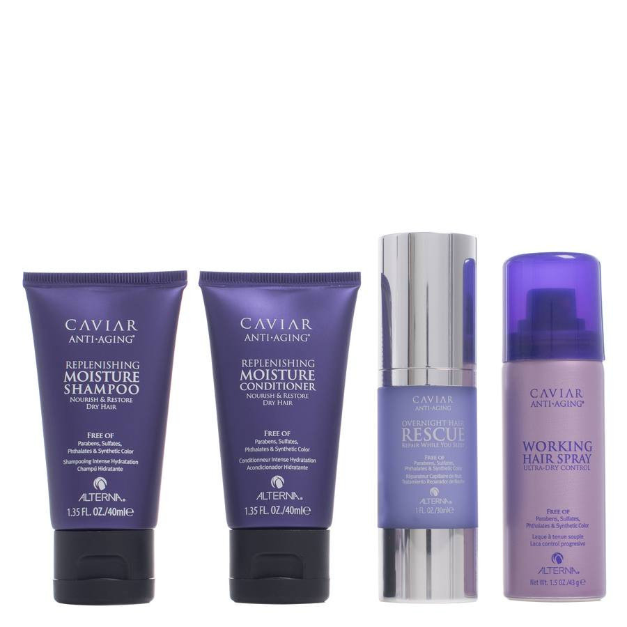 Alterna Caviar Transformation kit i 4 deler