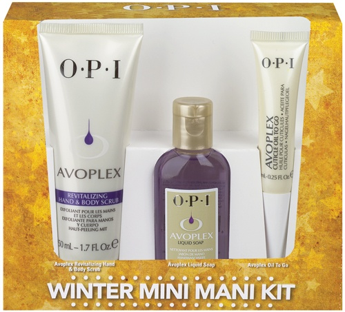 OPI Winter Mini Mani Kit
