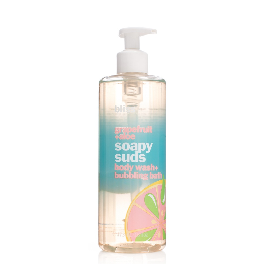 Bliss Grapefruit + Aloe Soapy Suds 473,2ml