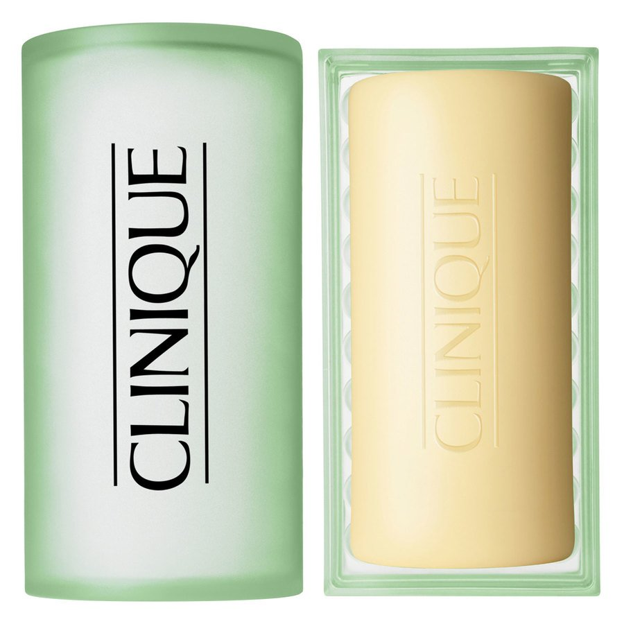 Clinique Facial Soap Mild with Soap Dish 100g