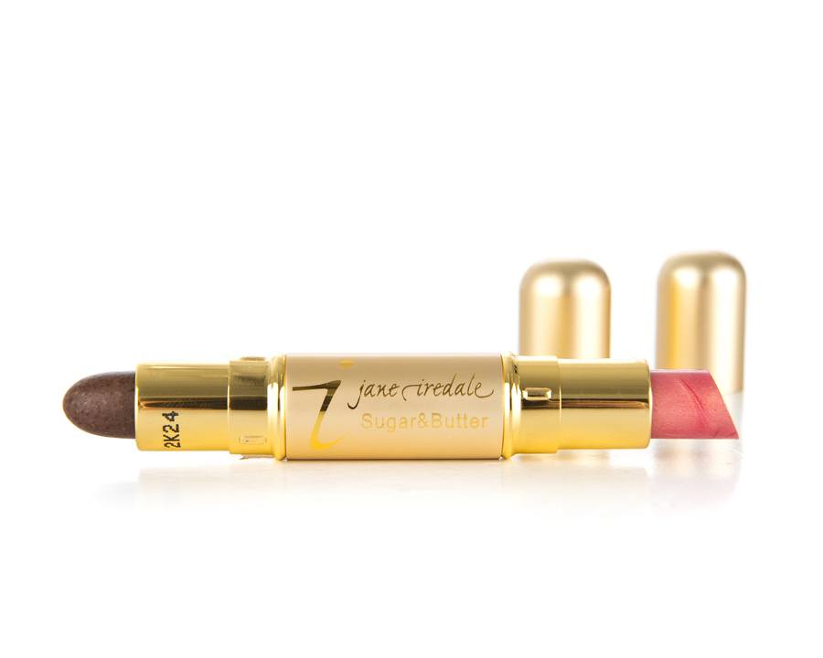 Jane Iredale Sugar & Butter Lip Exfoliator And Plumper