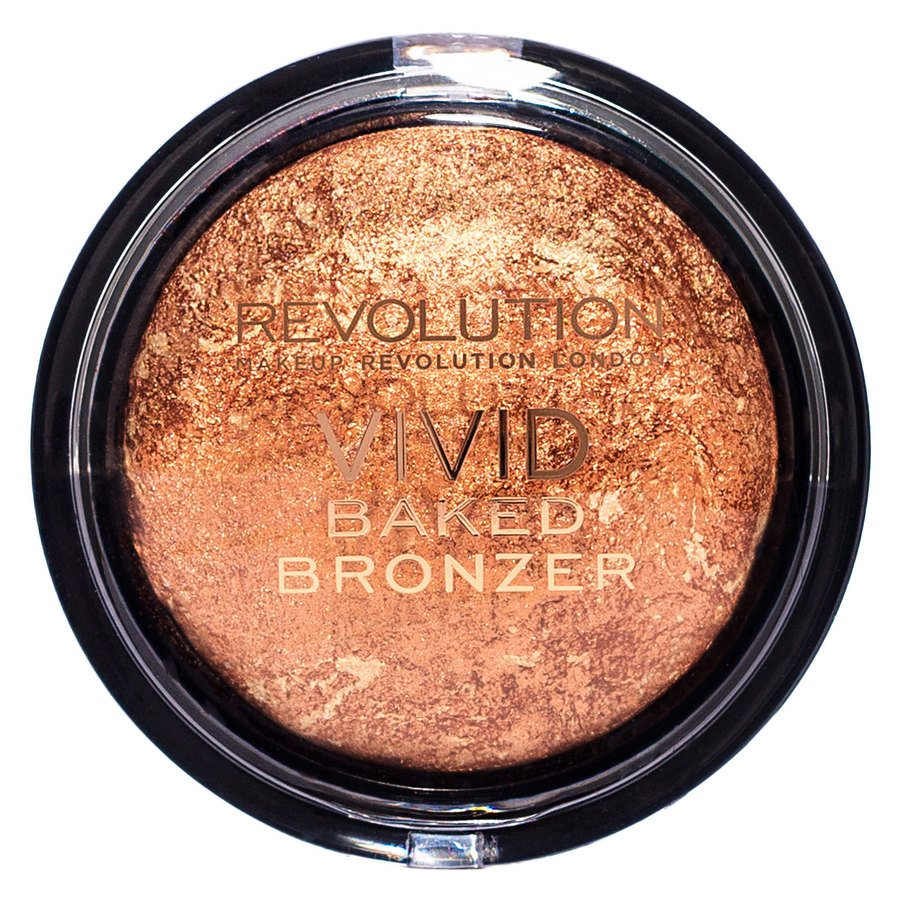 Makeup Revolution Vivid Baked Bronze Rock On World 13g