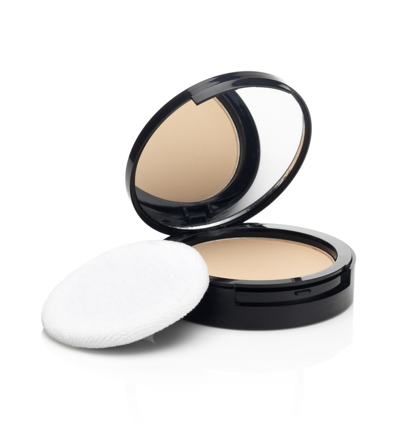 Beauty UK Face Powder Compact No.3 9g