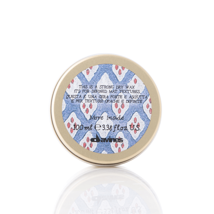 Davines More Inside This Is A Strong Dry Wax 75ml