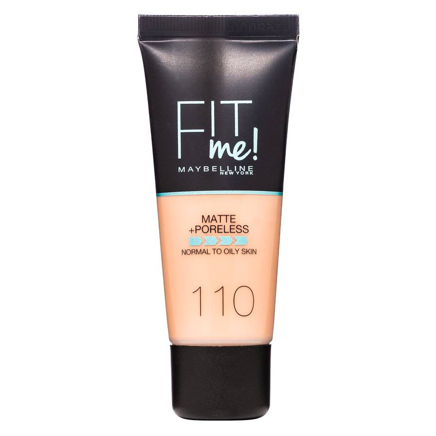Maybelline Fit Me Matte + Poreless Foundation 110 30ml