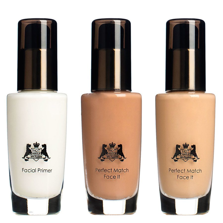 Hot Makeup Foundation Collection