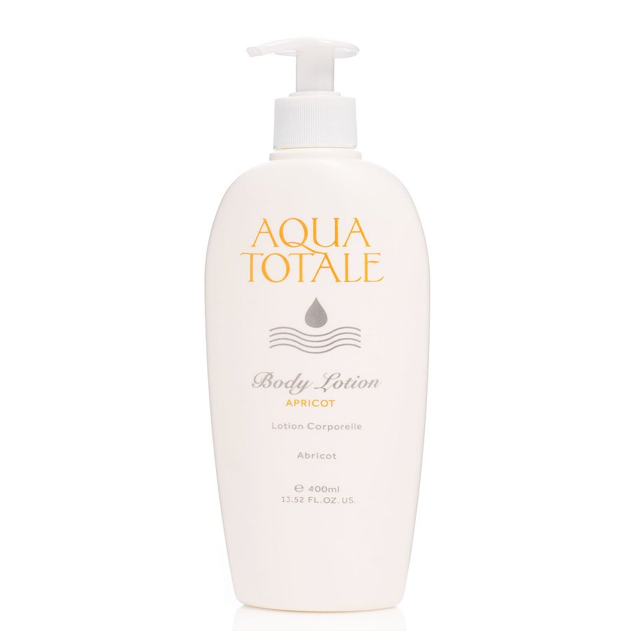 Aqua totale Pure Bodylotion Aprikos 400ml