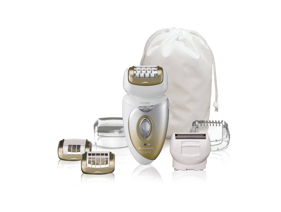 Panasonic Wet & Dry Epilator ES-WD54-N503