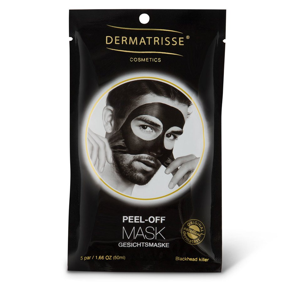 Dermatrisse Facial Peel Off Mask Man 5Pack