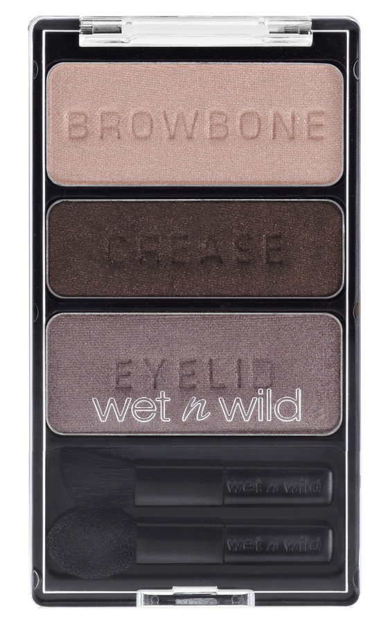 Wet`n Wild Color Icon Eyeshadow Trio Silent Treatment E335