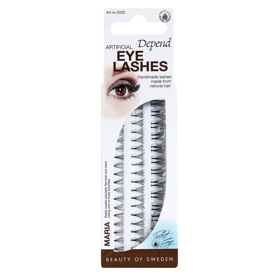 Depend Artificial Eyelashes Maria