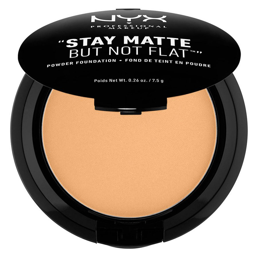 NYX Professional Makeup Stay Matte But Not Flat Powder Foundation Soft Beige SMP05