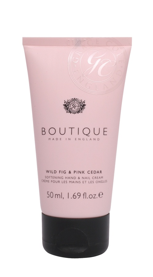 Grace Cole The Boutique Hand & Nail Cream Wild Fig & Pink Cedar 50ml