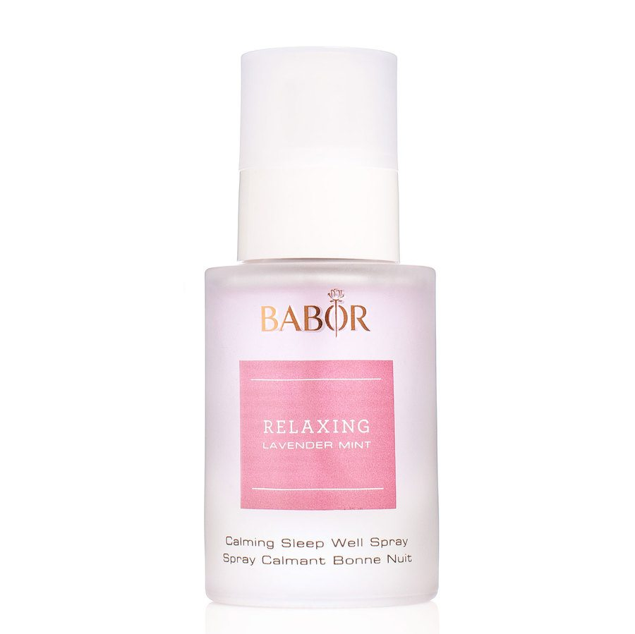 Babor Relaxing Lavender Mint Calming Sleep Well Spray 50ml