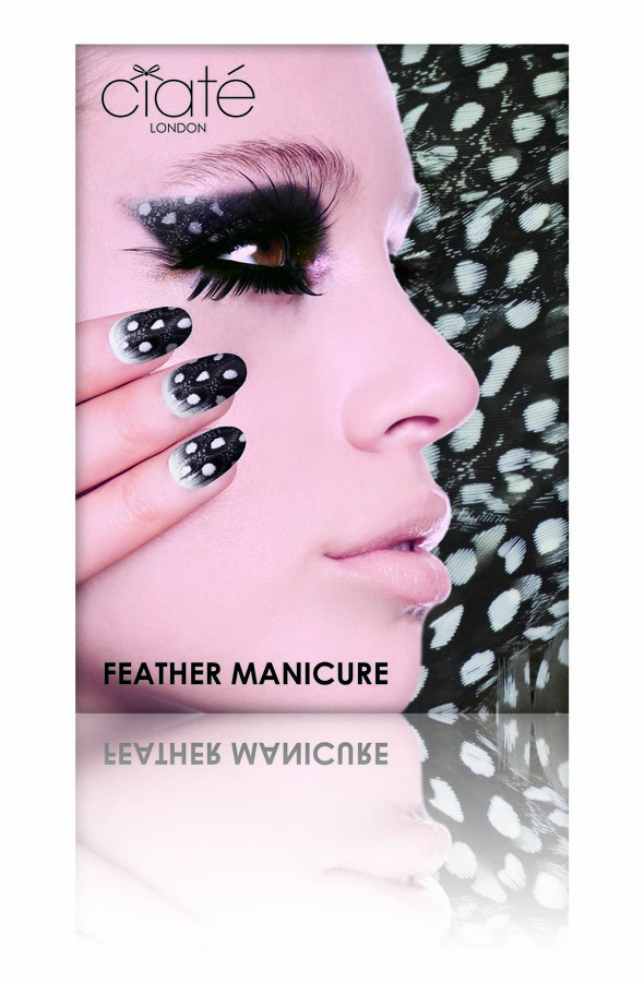 Ciatè Feather Manicure What a Hoot