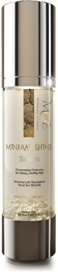Minerals of Eden Mineral Shine Serum Dead Sea Minerals 50ml