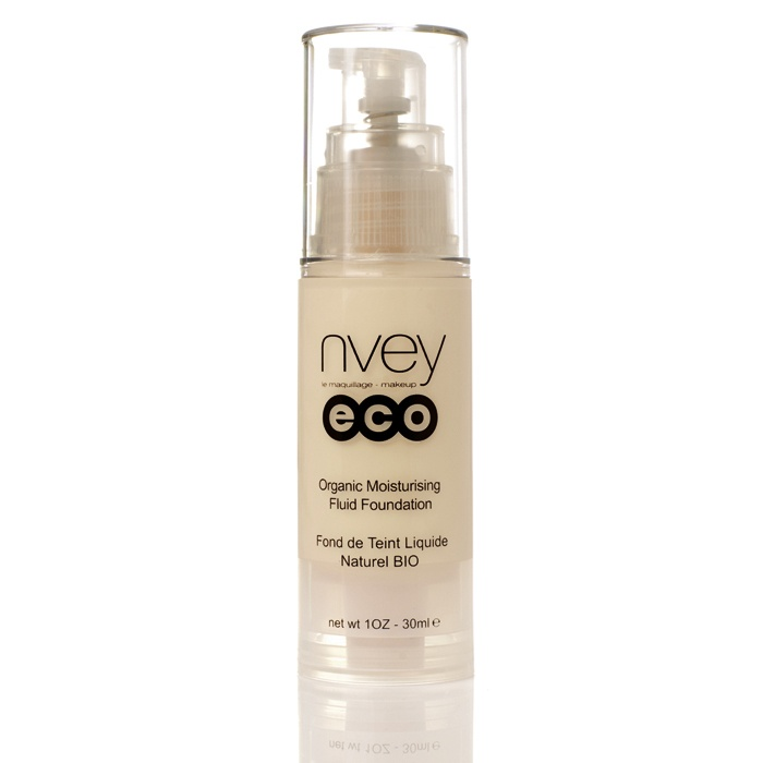 Nvey ECO Moisture Rich Fluid Foundation 511 Custard 30ml