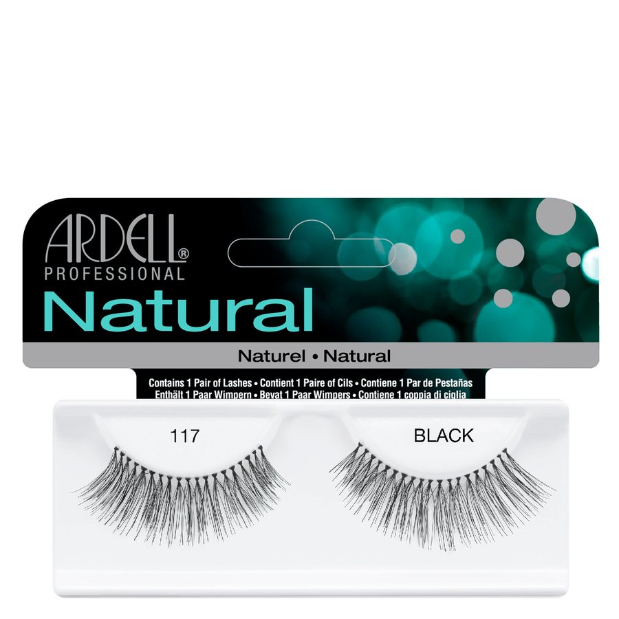 Ardell Natural Fashion Lashes 117 Black