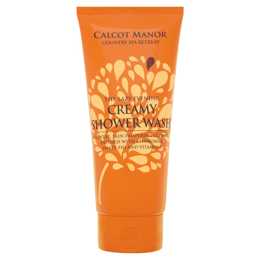 Treacle Moon Calcot Manor The Lazy Evening Creamy Shower Wash 250ml