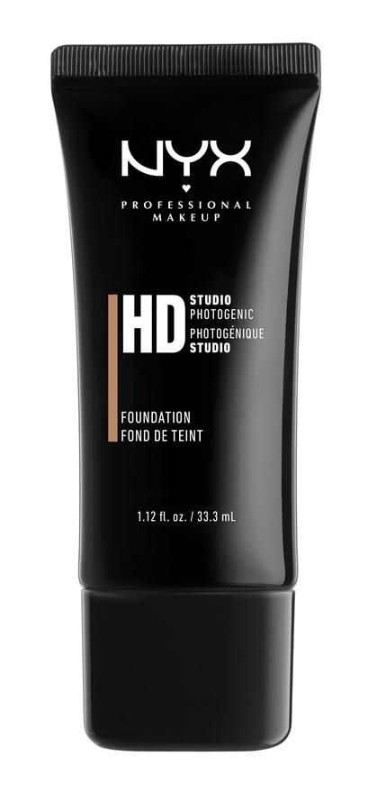 NYX Professional Makeup HD Studio Photogenic Foundation Natural HDF103 33ml