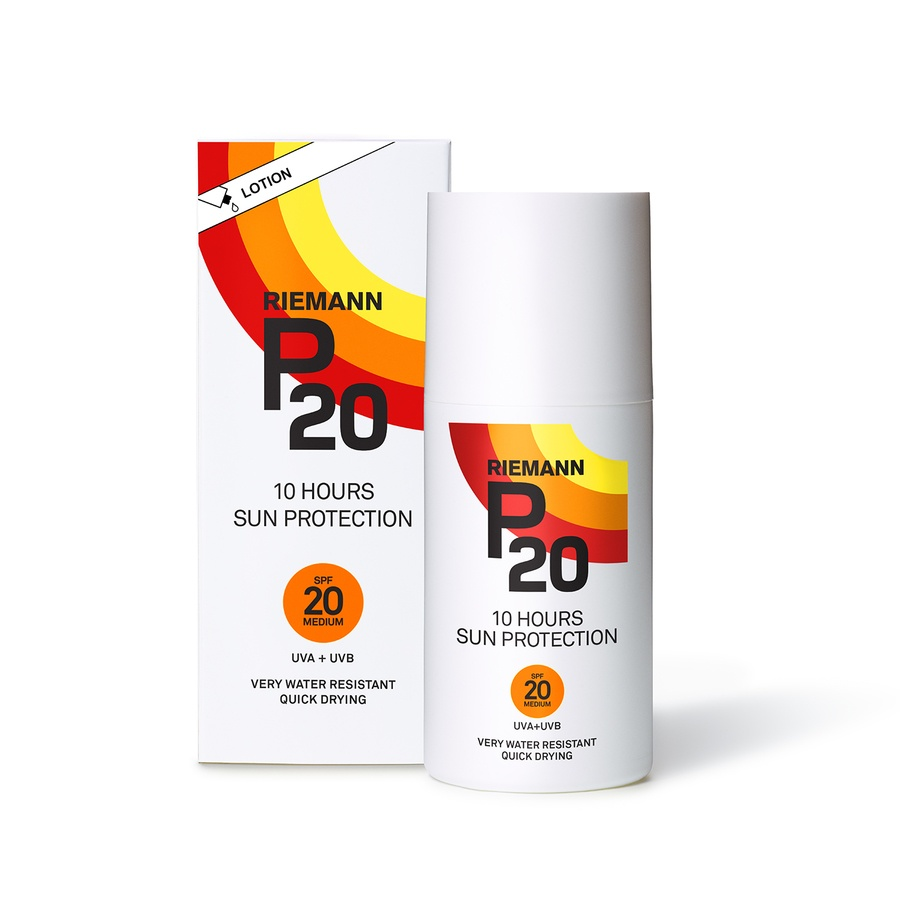 Riemann P20 10 Hours Sun Protection Spray Faktor 20 200ml