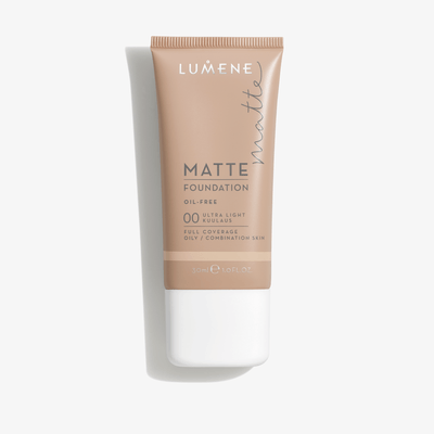 Lumene Matte Foundation 00 Ultra Light 30ml
