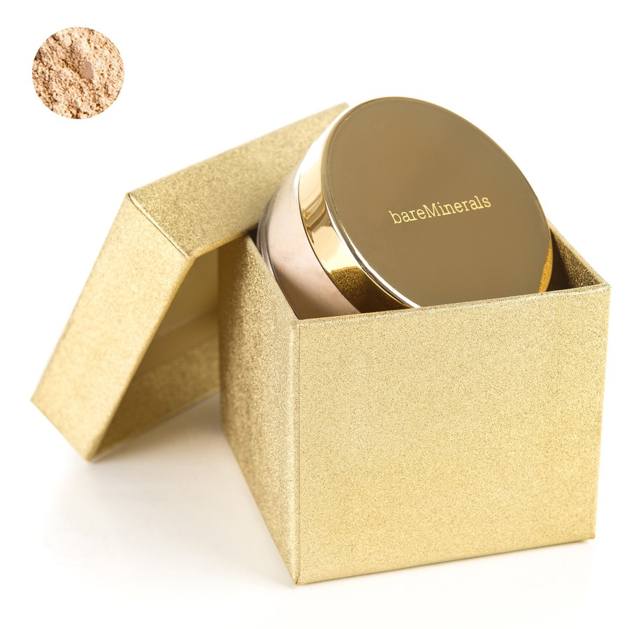 BareMinerals Foundation Deluxe Size Fairly Light  16g