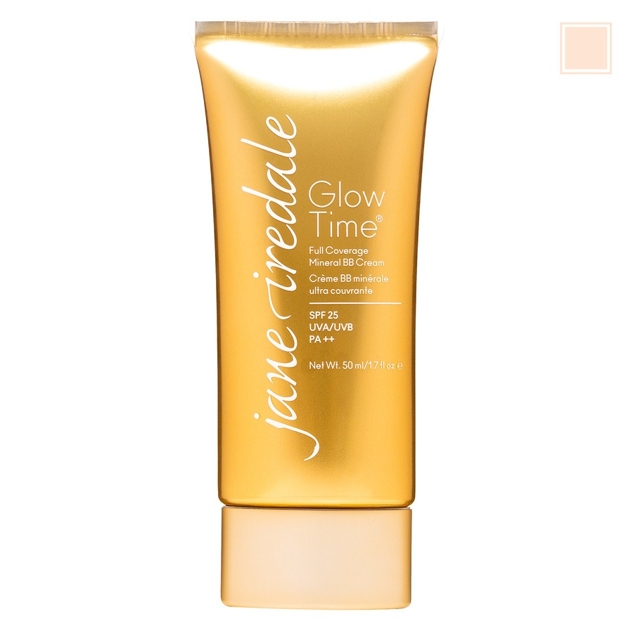 Jane Iredale Glow Time Full Coverage Mineral BB Cream Fair BB1 50ml