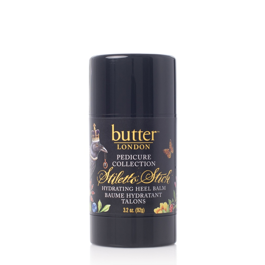 Butter London Pedicure Collection Stiletto Stick Hydrating Heel Balm 92g