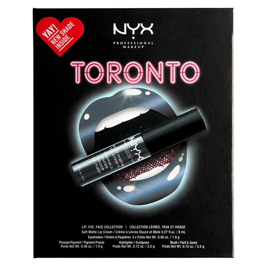 NYX Professional Makeup City Set Toronto